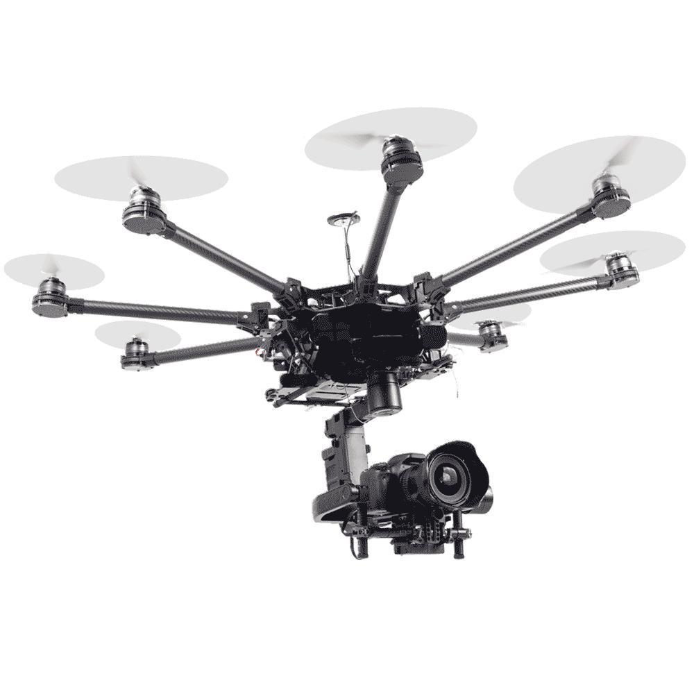 aerial filming