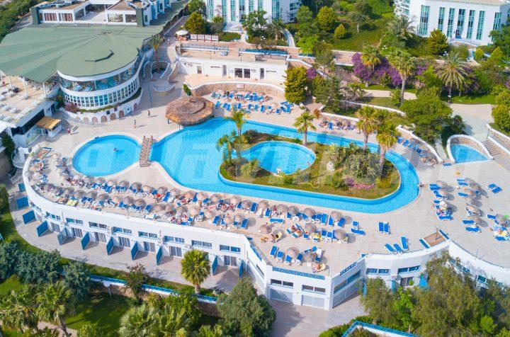 Bodrum Spa Hotel in Turkey