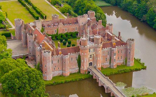 Hersmonceux castle