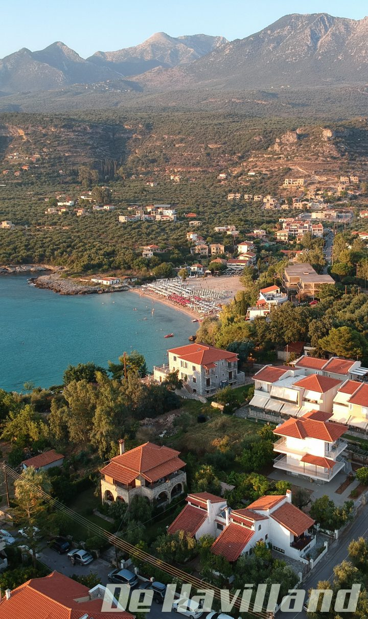 Photos of Stoupa and nearby villages.
