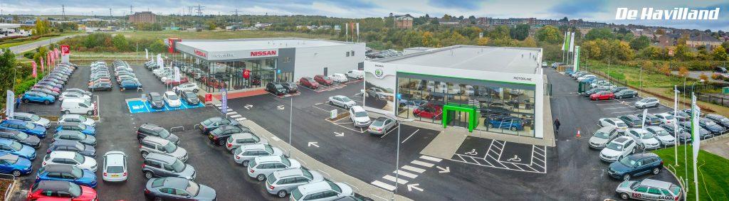 Nissan Dealership Dartford